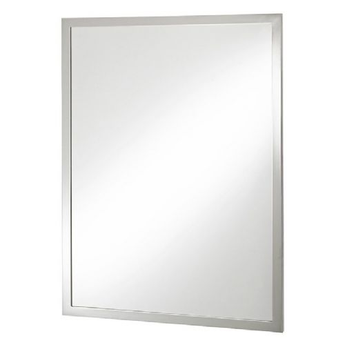 2-750 - Sterlingham Classic Large Fixed Mirror